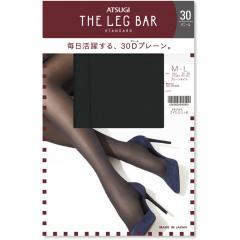 ATSUGI THE LEG BAR(アツギザレッグバー) プレーンタイツ 30デニール
