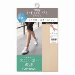 [アツギ] ATSUGI THE LEG BAR(アツギザレッグバー) CARE+ デオドラントストッキング 24時間においにくい FAN+WALK FP5051