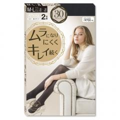 [アツギ] LEG MAKE(レッグメイク)ムラになりにくく キレイ続く 30デニール タイツ