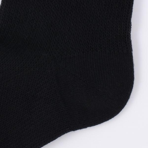 親切設計 表糸綿100% ハイソックス ゆったりサポートソックス クチゴム超ゆったり