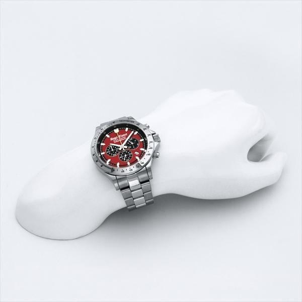 エンジェルクローバー 腕時計 ウォッチ ANGEL CLOVER シルバー レッド