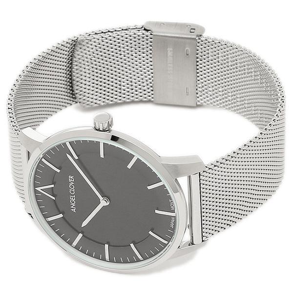 エンジェルクローバー 腕時計 ANGEL CLOVER ZE40SGRY グレー シルバー