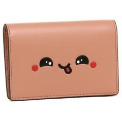 アニヤハインドマーチ カードケース ANYA HINDMARCH 5050925938242 ピンク