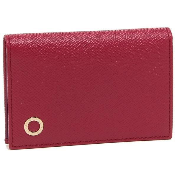 100% authentic b99e7 7793e ブルガリ カードケース レディース BVLGARI 287264 ピンク
