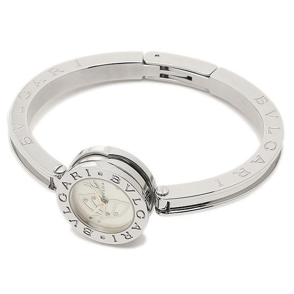 new product 5886b 0d203 ブルガリ BVLGARI 時計 腕時計 レディース BVLGARI BZ22BDSS.M B-zero1 ビーゼロワン 腕時計 ウォッチ  シルバー/ホワイトパール