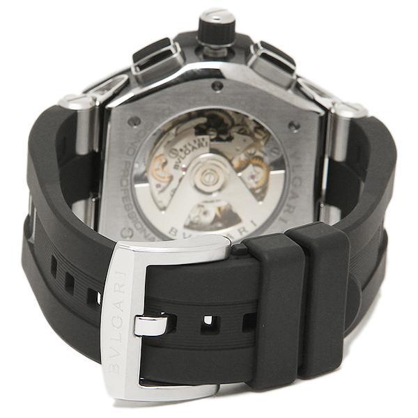 ブルガリ 腕時計 BVLGARI DP45BSTVDCHGMT ブラック