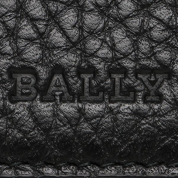 バリー キーケース BALLY 6208127 ブラック