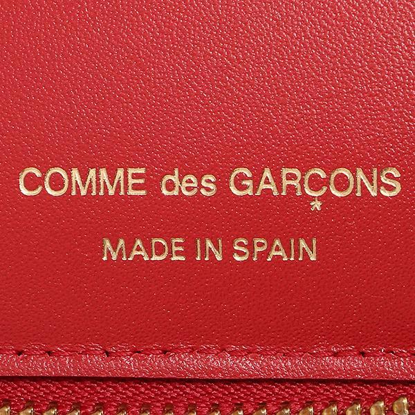 コムデギャルソン COMME des GARCONS 財布 レディース/メンズ 長財布 コムデギャルソン 財布 COMME des GARCONS SA0110PD ラウンドファスナー長財布 POLKA DOTS
