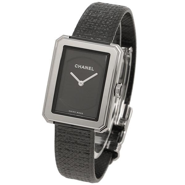 brand new e6dcd 575d6 シャネル 腕時計 レディース CHANEL H5317 ブラック