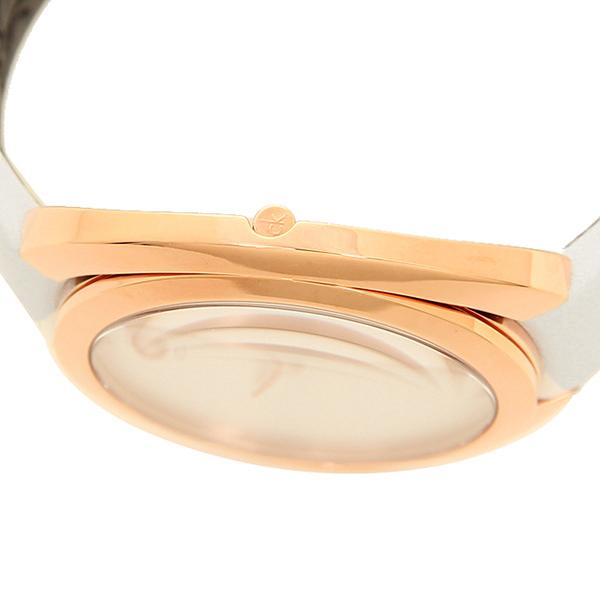 カルバンクライン 時計 レディース CALVIN KLEIN K3U236.L6 AGGREGATE アグレゲート 腕時計 ウォッチ ピンクゴールド/ホワイト