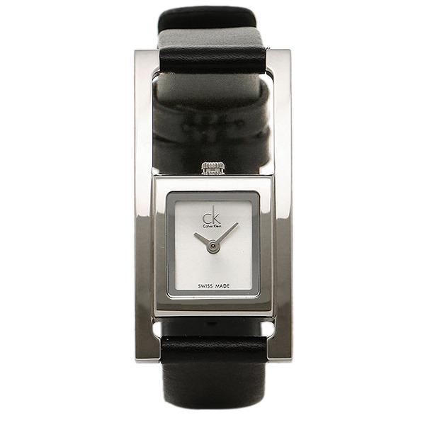 カルバンクライン 時計 レディース CALVIN KLEIN K4H431.C6 UNEXPECTED アンエクスペクティッド 腕時計 ウォッチ シルバー/ブラック