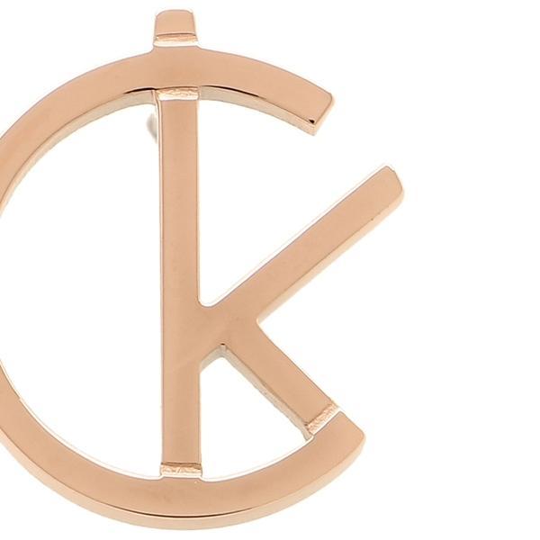 カルバンクライン ピアス アクセサリー メンズ レディース CALVIN KLEIN KJ6DPE100200 ローズゴールド