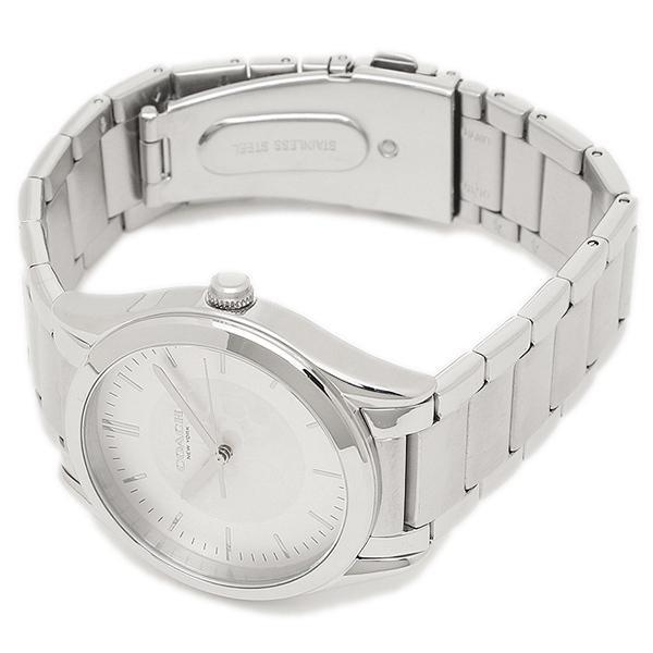 コーチ 腕時計 レディース/メンズ COACH 14000049 ペアウォッチ シルバー