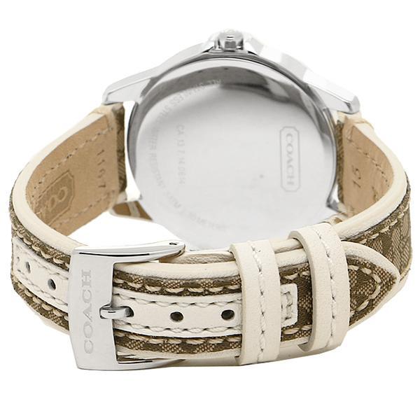 0fdb7e8219e2 ... コーチ 時計 レディース COACH 14501526 クラシックシグネチャー 腕時計 ウォッチ シルバー ...