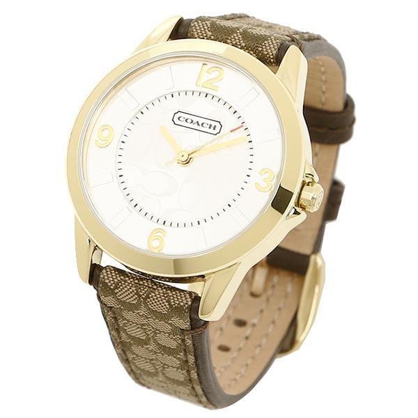 コーチ 腕時計 レディース COACH 14501613 クラシックNEW CLASSIC SIGNATURE シグネチャー 時計