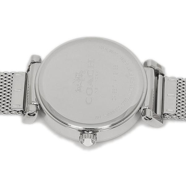 コーチ 時計 レディース COACH 14502651 ホワイト シルバー