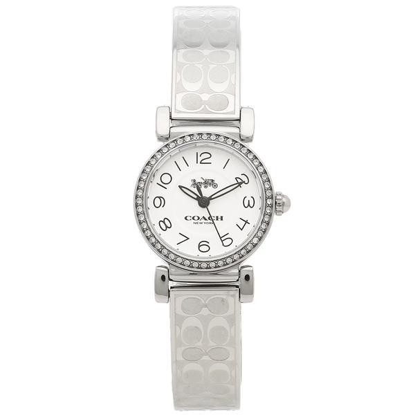 59f9eeaa733f LOHACO - コーチ 腕時計 レディース COACH 14502870 ホワイト シルバー ...