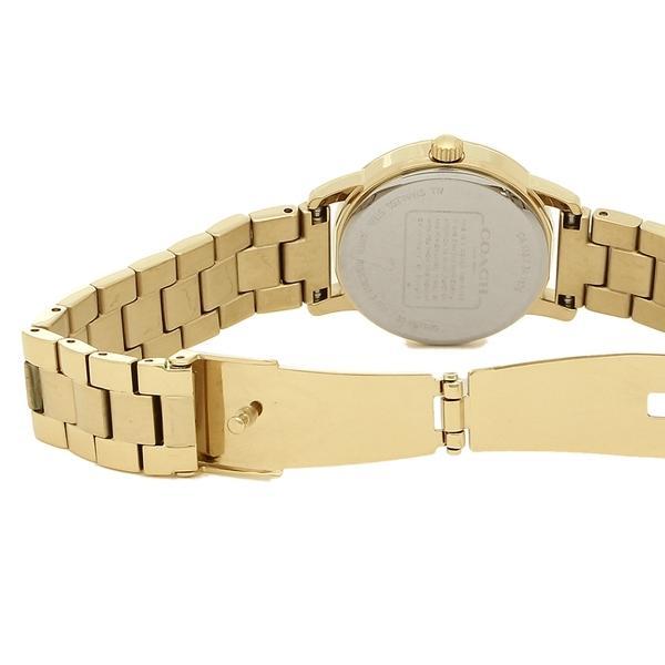 コーチ 腕時計 レディース COACH 14503056 イエローゴールド