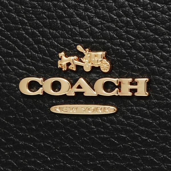 コーチ トートバッグ レディース COACH 57107 LIBLK ブラック
