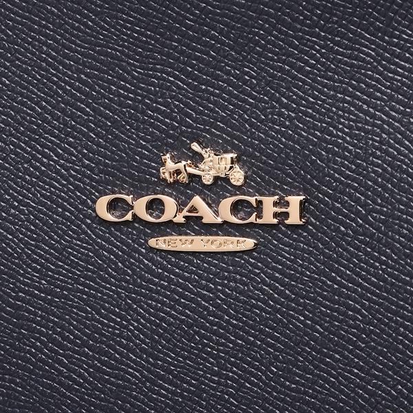 コーチ トートバッグ アウトレット レディース COACH F11926 IMMID ネイビー