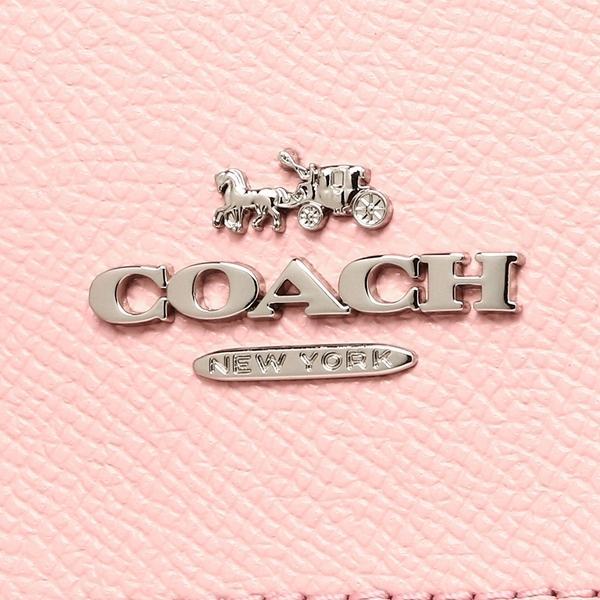 コーチ トートバッグ ショルダーバッグ アウトレット レディース COACH F25397 SVEZM ピンク