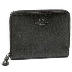 コーチ 折財布 アウトレット レディース COACH F29950 QBM2 ブラック
