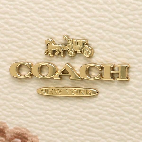 コーチ 長財布 アウトレット レディース COACH F33016 LINYD ホワイト
