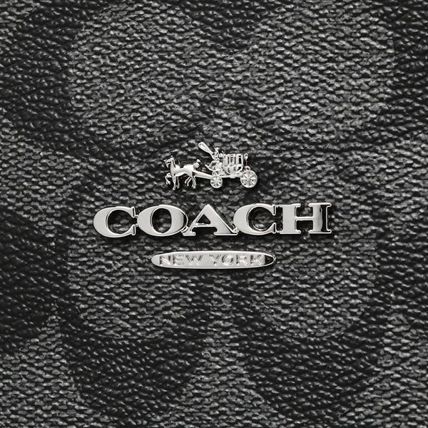 コーチ トートバッグ アウトレット レディース COACH F57842 SVDK6 ブラック
