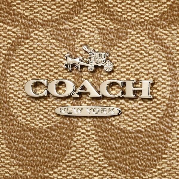 コーチ トートバッグ アウトレット レディース COACH F58294 SVN3Z カーキ オレンジ