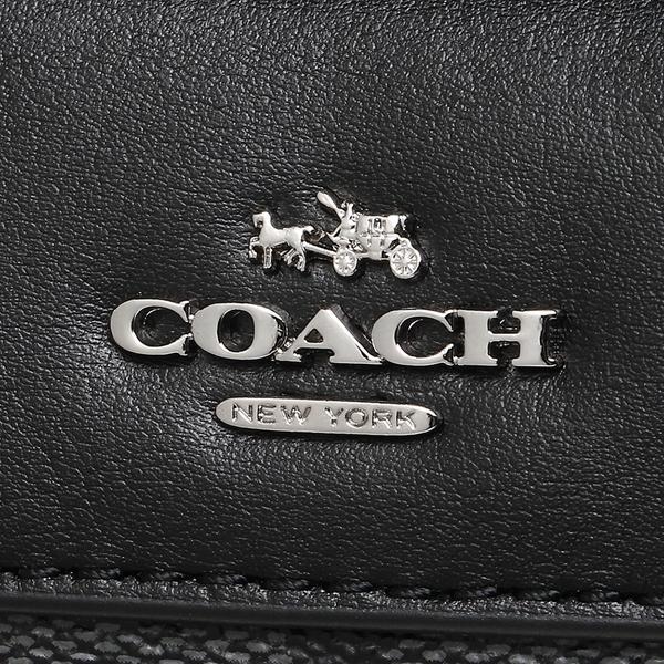 コーチ ハンドバッグ アウトレット レディース COACH F58312 SVDK6 ブラック