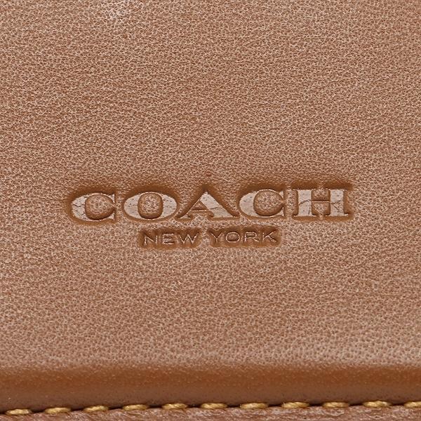 コーチ コインケース アウトレット レディース COACH F59071 QB/SD ブラウン