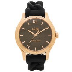 コーチ 腕時計 レディース アウトレット COACH W6044 BLK ブラック