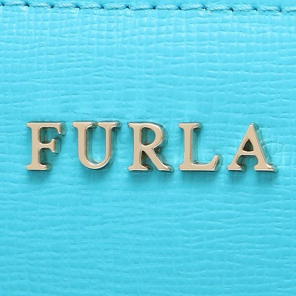 8e80e68e1c8e ... フルラ ポーチ レディース FURLA 1014223 EL95 B30 I69 ブルー グレー ピンク ...