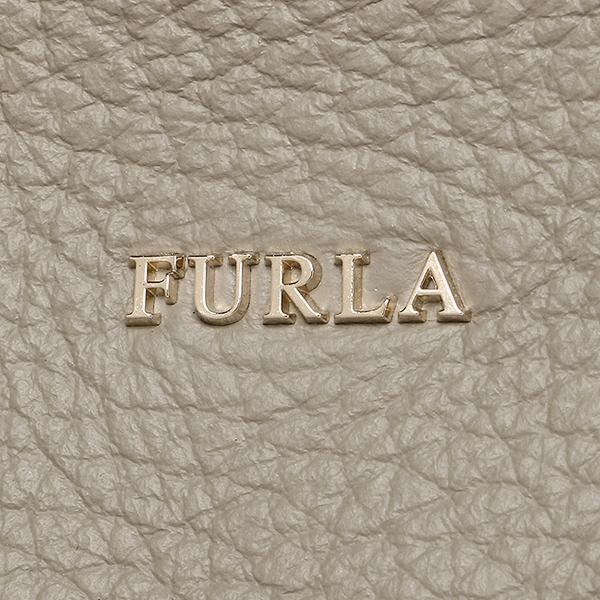 フルラ トートバッグ FURLA 850912 BHE5 QUB SBB ライトグレー