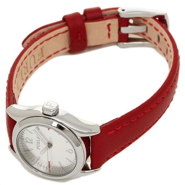 フルラ 腕時計 レディース FURLA 866616 r4251101507 シルバー レッド