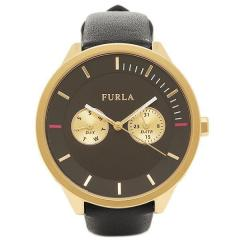 フルラ FURLA 時計 METROPOLIS メトロポリス 38MM レディース腕時計ウォッチ 選べるカラー R4251102501 カラーをお選び下さい ゴールド/ブラック 866634