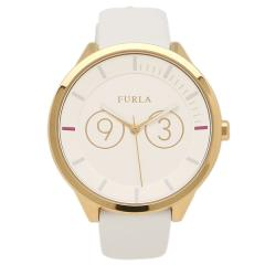 フルラ 腕時計 レディース FURLA R4251102503 866635 イエローゴールド/ホワイト
