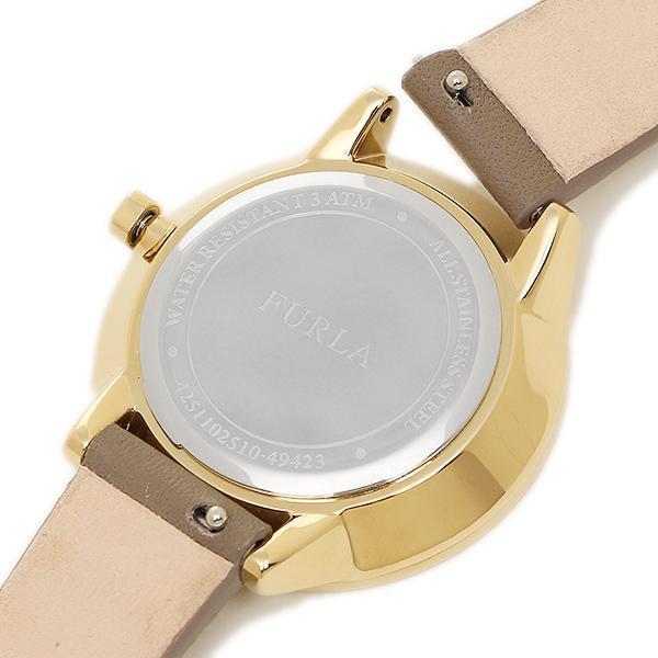 フルラ 腕時計 レディース FURLA R4251102510 866653 ベージュ/イエローゴールド