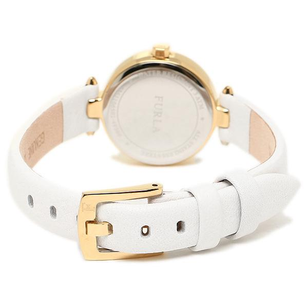 フルラ 腕時計 レディース FURLA R4251106502 866686 イエローゴールド/ホワイト