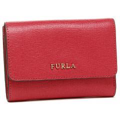 フルラ 折財布 FURLA 872819 PR76 B30 RUB レッド