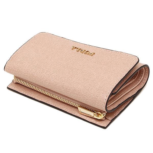 フルラ 折財布 レディース FURLA 872823 PR76 B30 6M0 ピンクベージュ