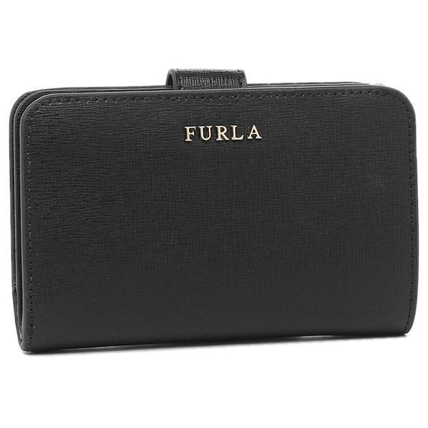 フルラ 折り財布 レディース FURLA 872836 PR85 B30 O60 ブラック