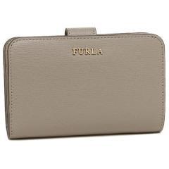 フルラ 折り財布 レディース FURLA 872838 PR85 B30 SBB ライトグレー