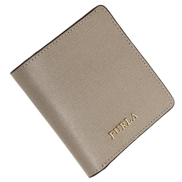 フルラ 折り財布 レディース FURLA 888179 PR74 B30 SBB ライトグレー