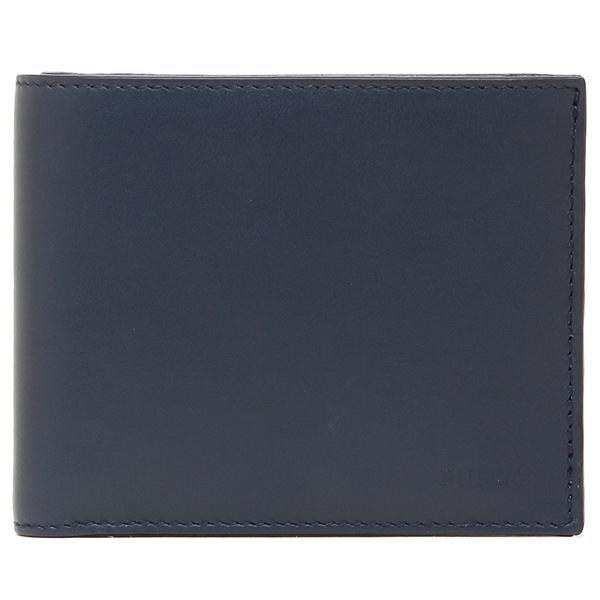フルラ 二つ折り財布 メンズ FURLA 916707 PQ37 100 NT6 ネイビー