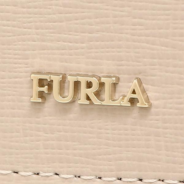 フルラ 長財布 レディース チャーム FURLA 922601 CRM PU46 B41 VM2 ベージュ