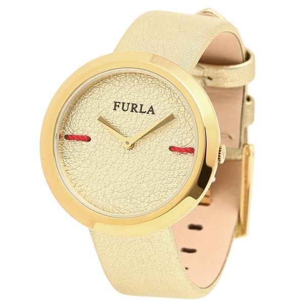 フルラ 腕時計 レディース FURLA 944205 r4251110507 イエローゴールド