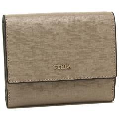 フルラ 折財布 レディース FURLA 978870 PZ57 B30 SBB グレー