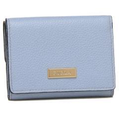 フルラ 折財布 アウトレット レディース FURLA 969406  PU33 VTO ブルー