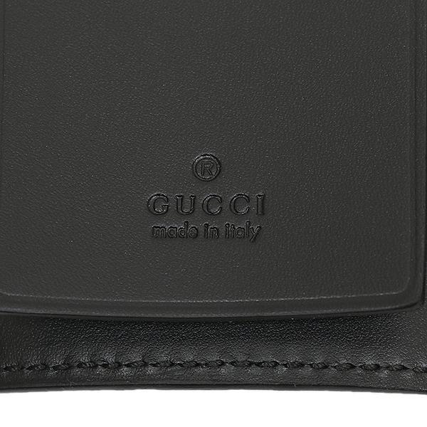 グッチ キーケース レディース GUCCI 138093 CWC1R 1000 ブラック